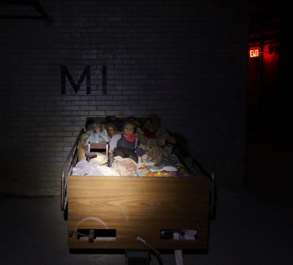 Visiting Pennhurst Asylum - A Photo Diary 10