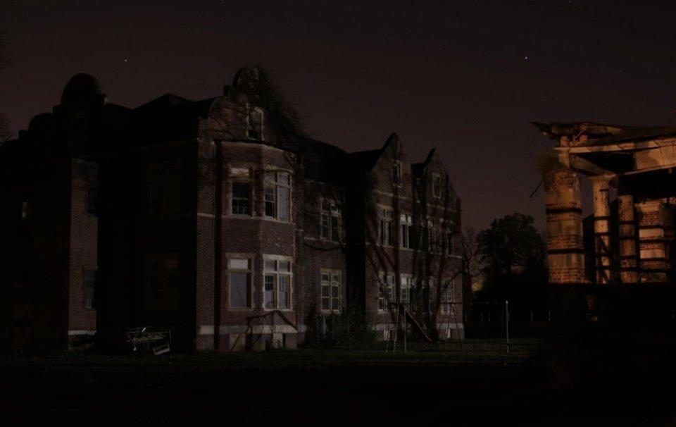 Visiting Pennhurst Asylum - A Photo Diary 2