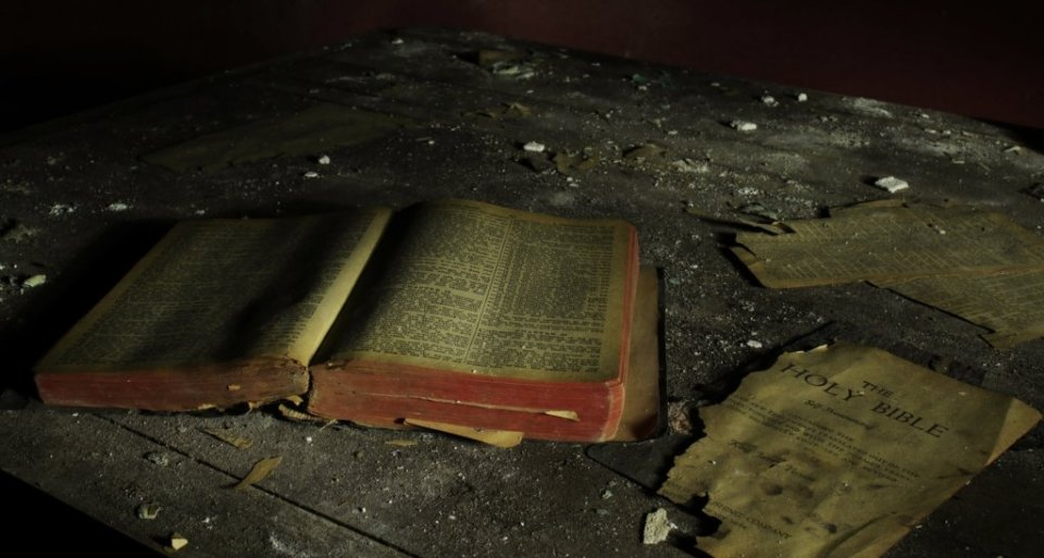 Visiting Pennhurst Asylum - A Photo Diary 11