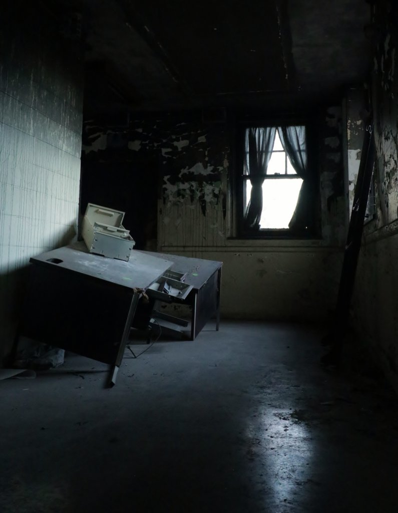Visiting Pennhurst Asylum - A Photo Diary 7