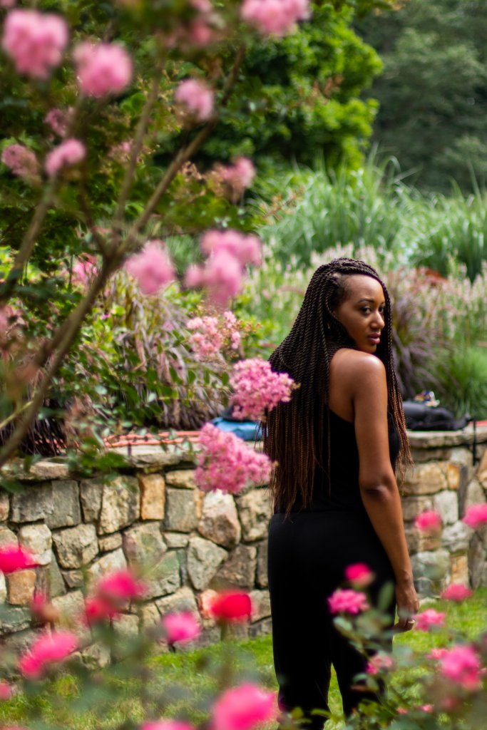 Fashion Blogger Summer Photo Shoot at Longwood Gardens 7