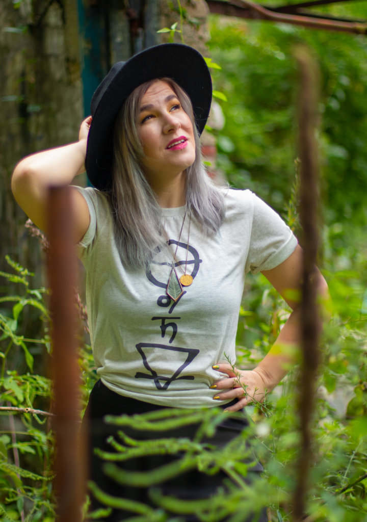 Spooky Brand Collaboration with Esoteric Tiger Clothing 15