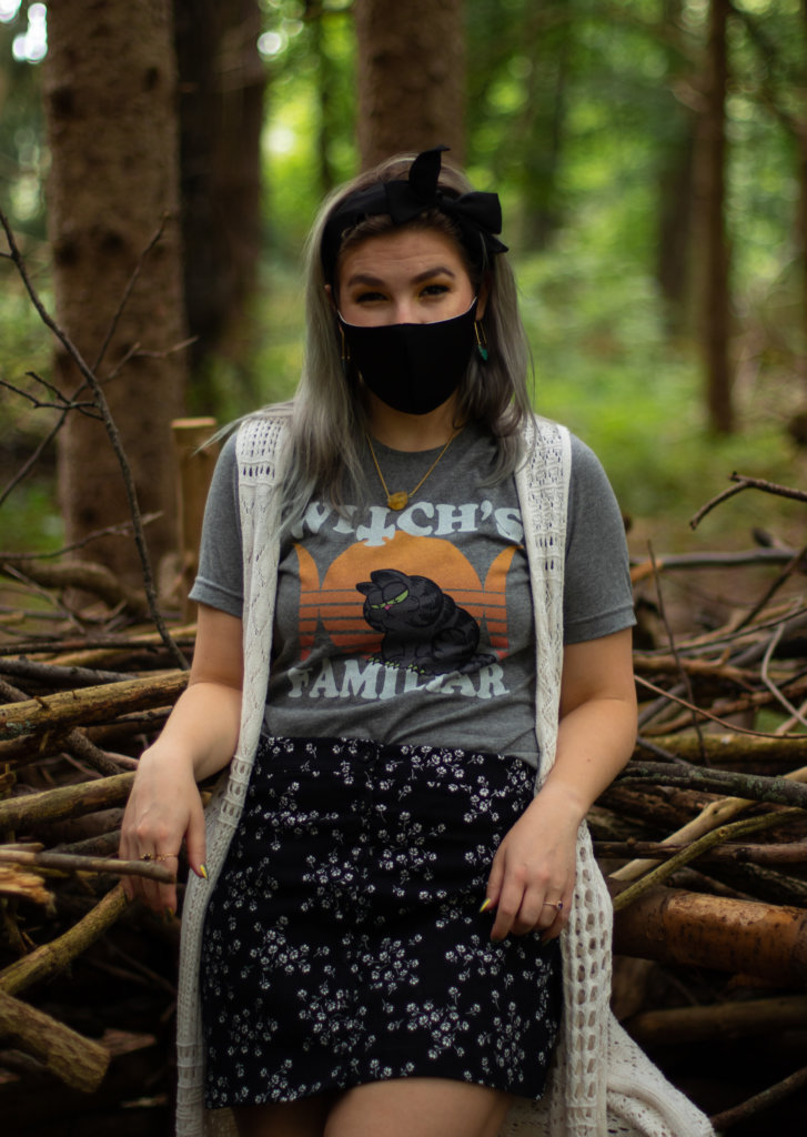 Spooky Brand Collaboration with Esoteric Tiger Clothing 3