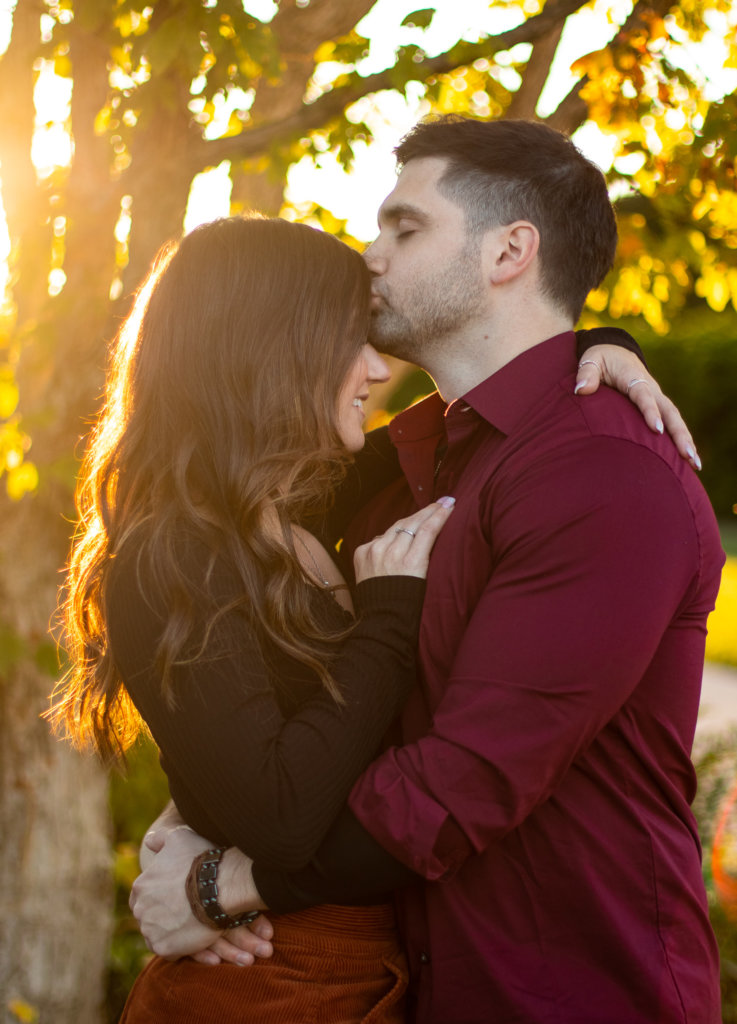 Fall Couples Photo Session at Longwood Gardens 12