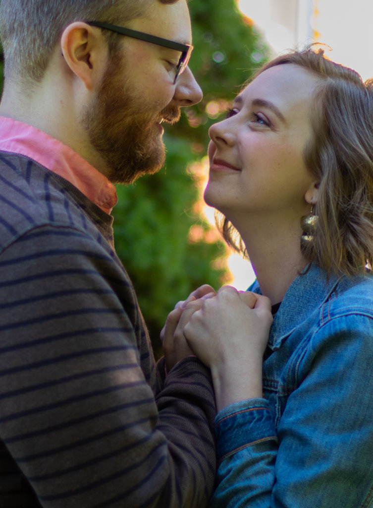 Couples Photo Shoot Session at Lancaster County Central Park 5