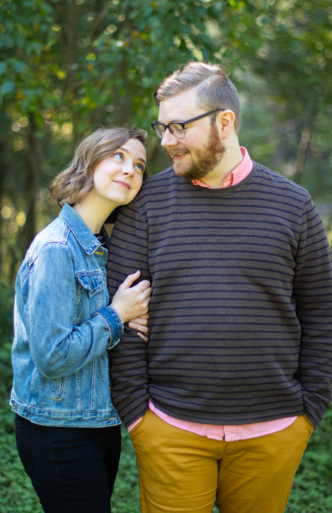 Couples Photo Shoot Session at Lancaster County Central Park 8