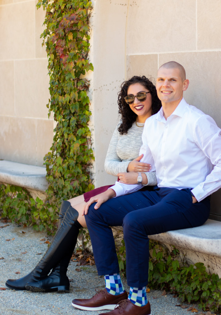 Couples Photo Shoot Session at Longwood Gardens 5