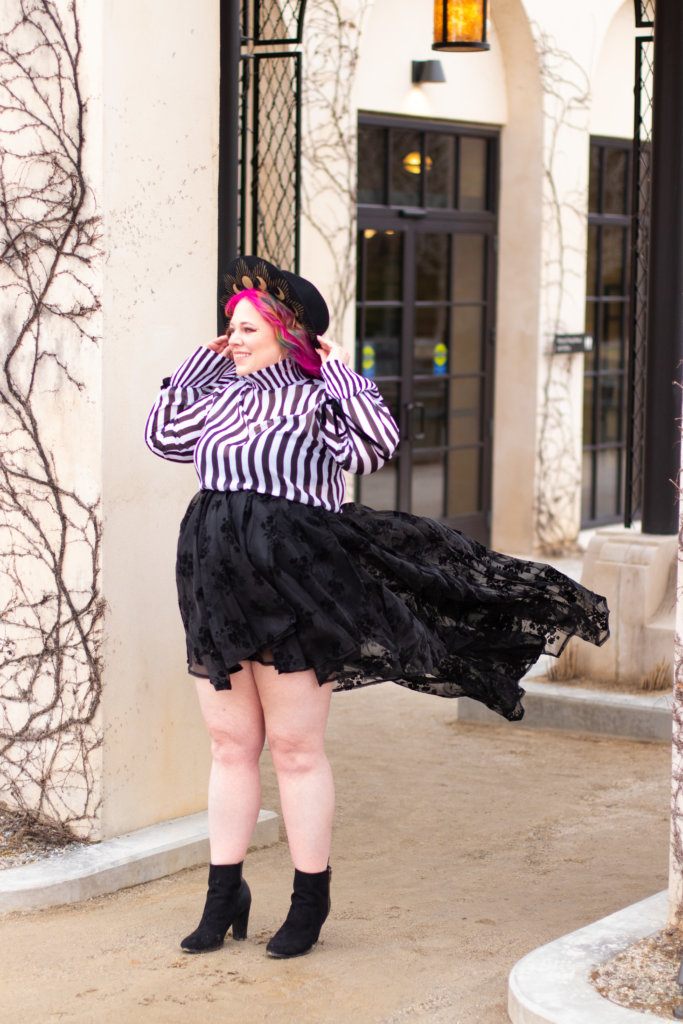 Hairspray and High Heels Spring Shoot at Longwood Gardens 22