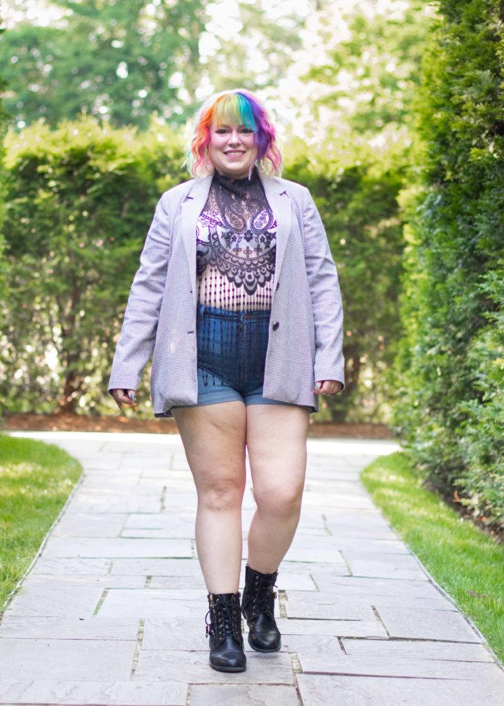 Hairspray and High Heels Fashion Blogger Summer Shoot 6