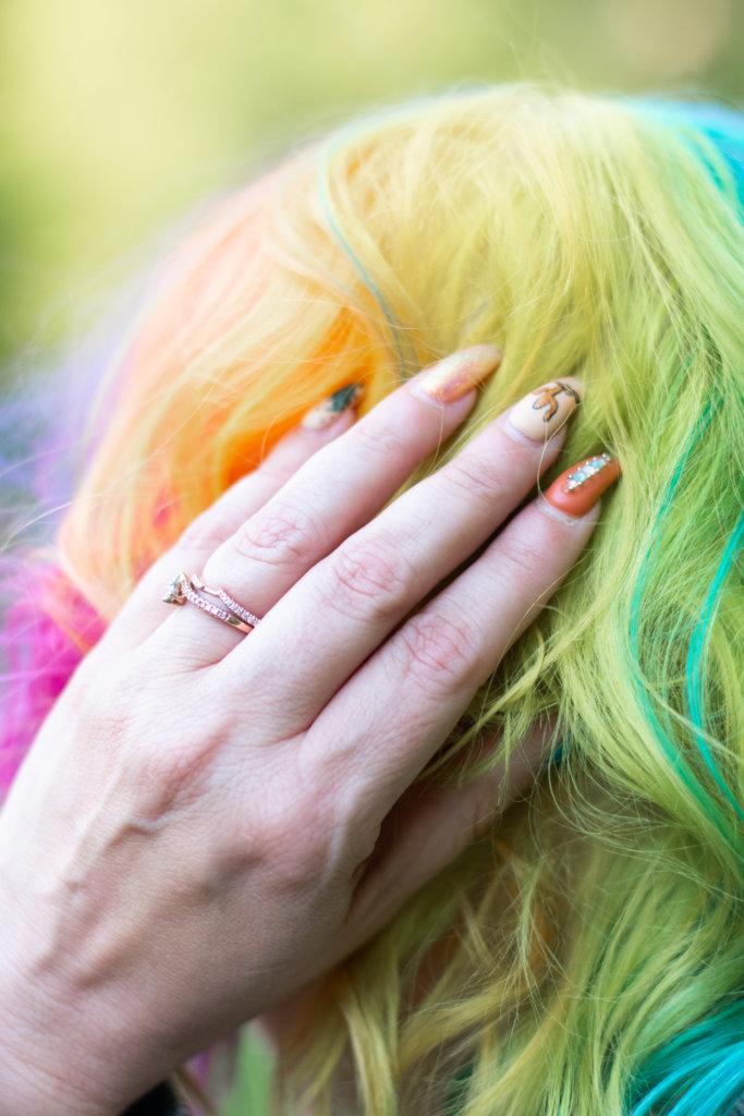 Hairspray and High Heels Fashion Blogger Summer Shoot 25