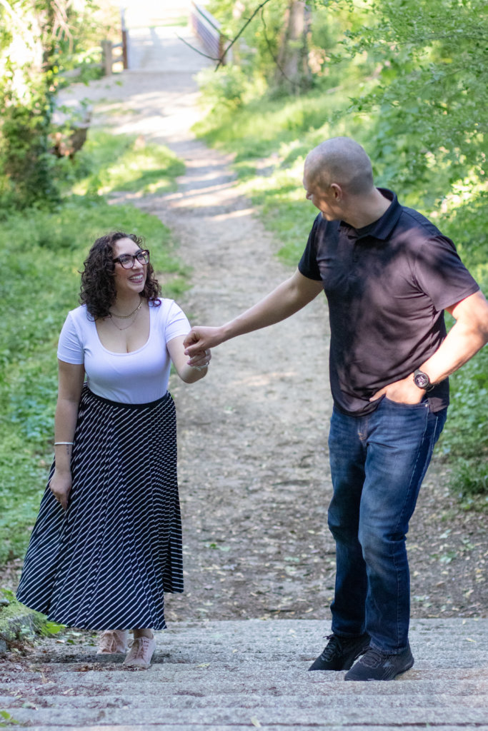 Engagement Session in Haddonfield, NJ 21