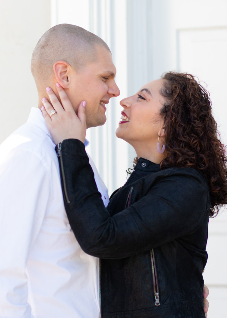 Engagement Session in Haddonfield, NJ 7