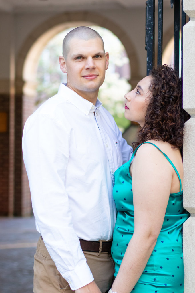 Engagement Session in Haddonfield, NJ 9