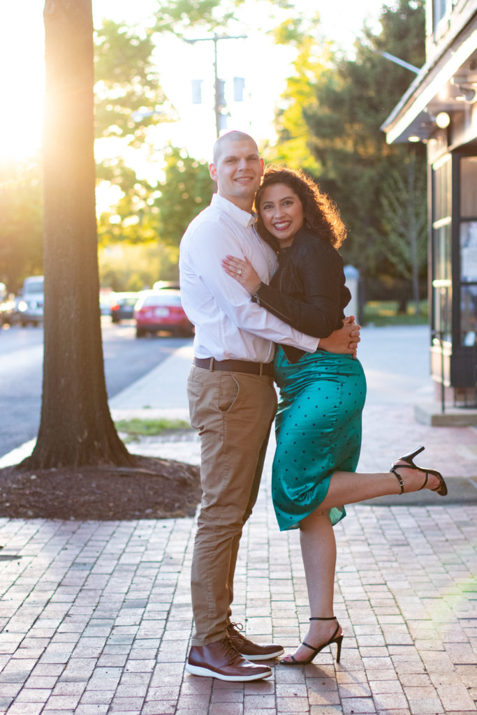 Engagement Session in Haddonfield, NJ 12