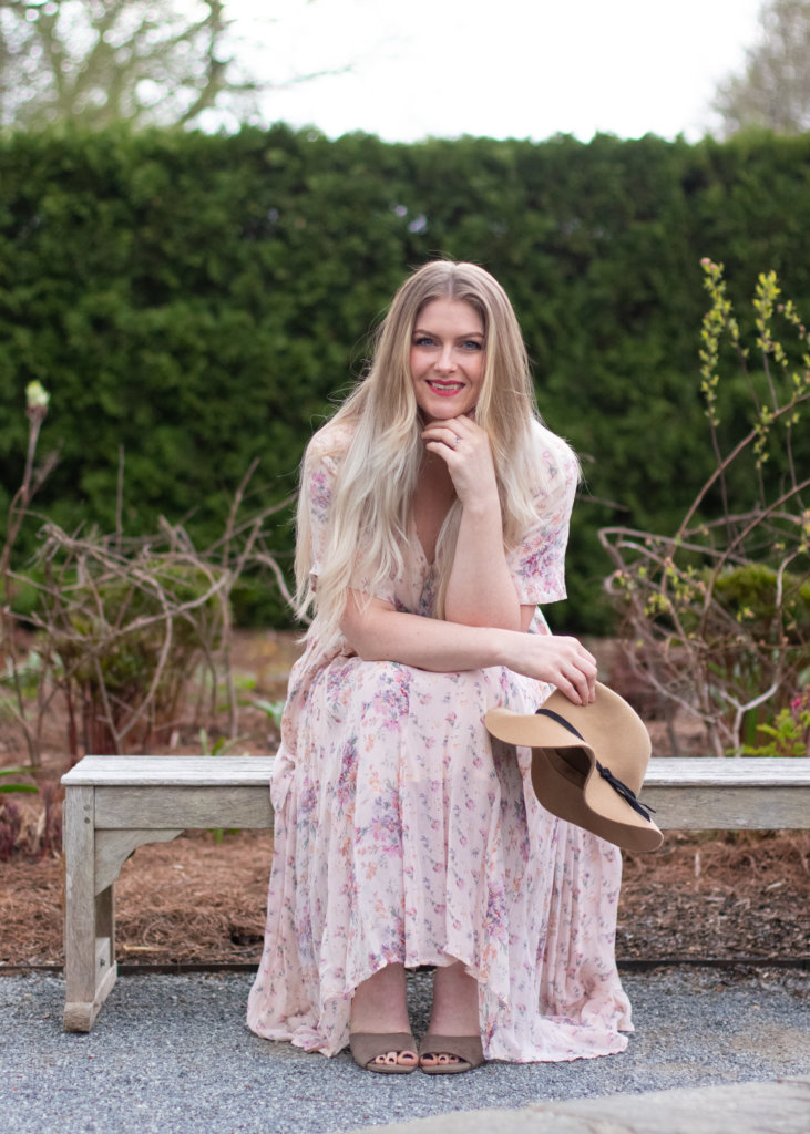 Headshot Session at Longwood Gardens with Beauty Advisor, Renee Wadsworth 28