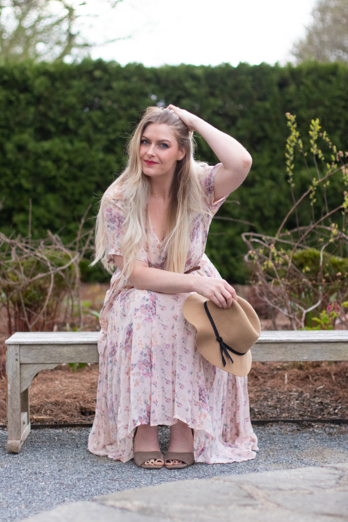 Headshot Session at Longwood Gardens with Beauty Advisor, Renee Wadsworth 32