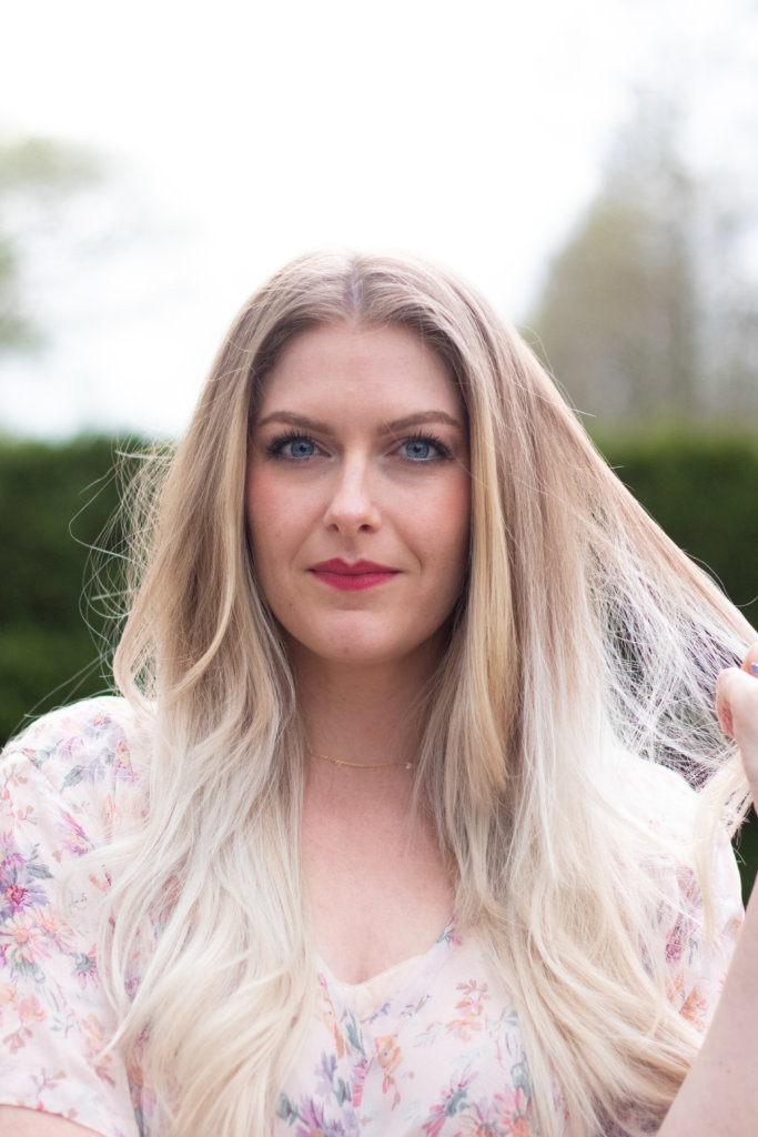 Headshot Session at Longwood Gardens with Beauty Advisor, Renee Wadsworth 27