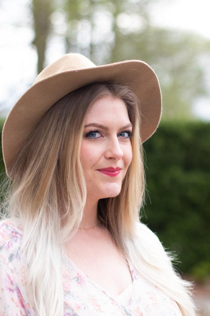 Headshot Session at Longwood Gardens with Beauty Advisor, Renee Wadsworth 33