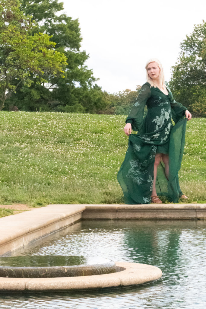 Washington DC Greek Goddess Summer Photo Shoot 21