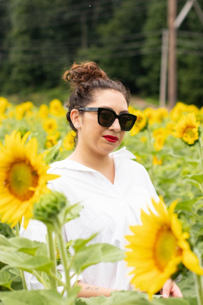 New Jersey Fashion Blogger Photo Shoot Happy Farm New Jersey 25