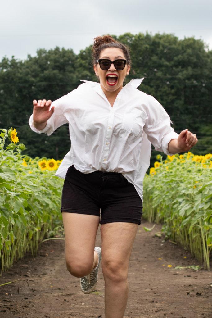 New Jersey Fashion Blogger Photo Shoot Happy Farm New Jersey 36