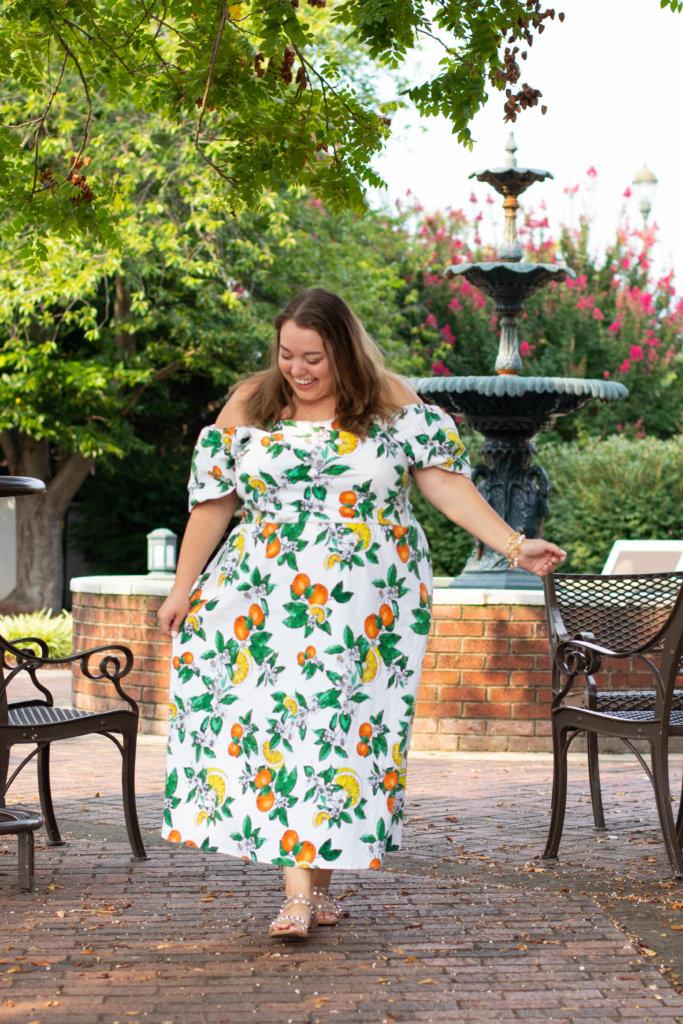 Fashion Blogger Summer Shoot in North Carolina 5