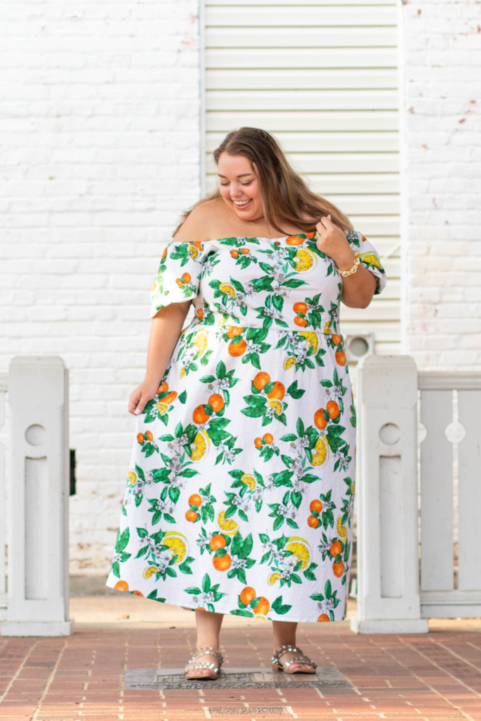 Fashion Blogger Summer Shoot in North Carolina 6