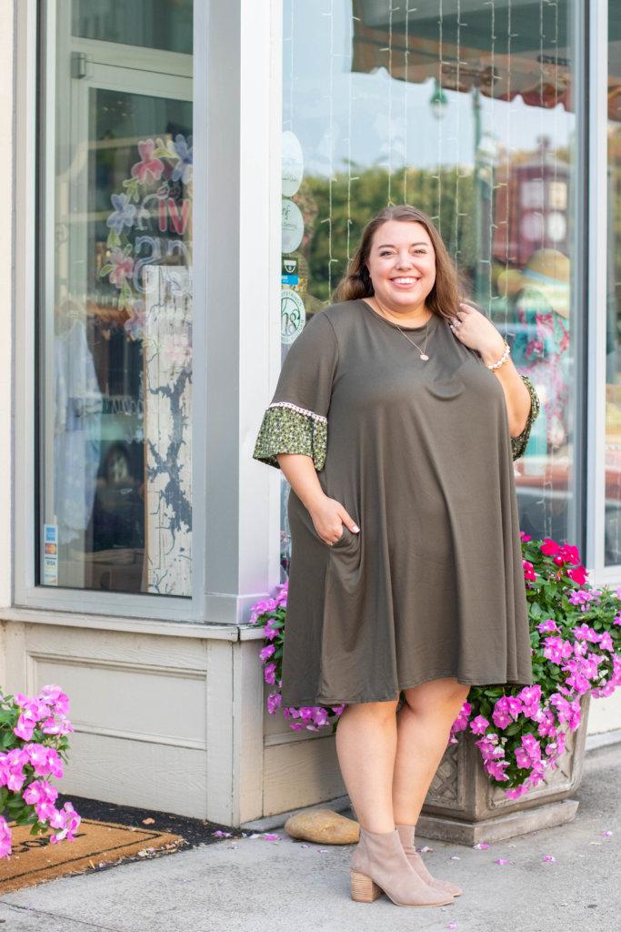 Fashion Blogger Summer Shoot in North Carolina 12