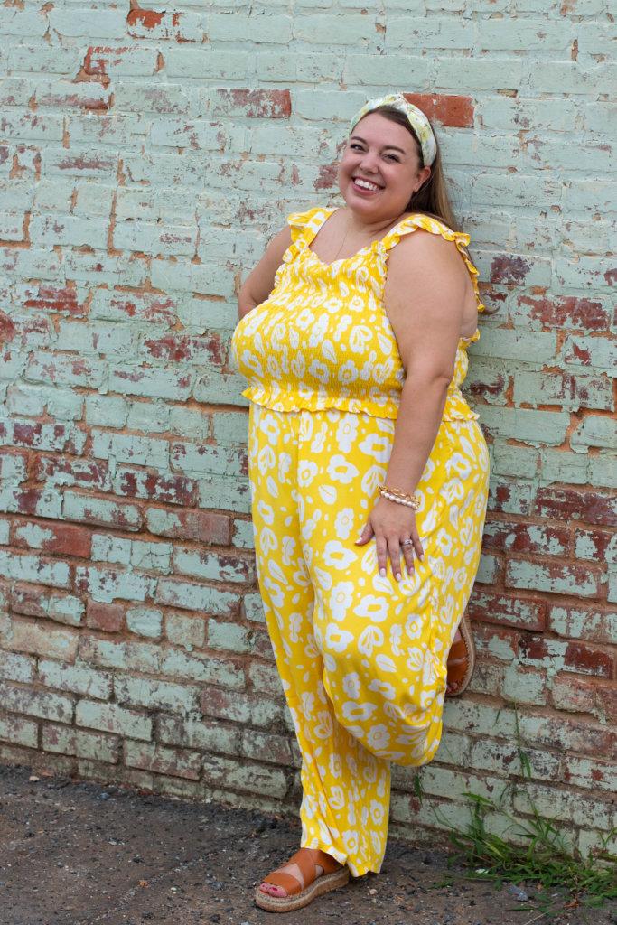 Fashion Blogger Summer Shoot in North Carolina 20
