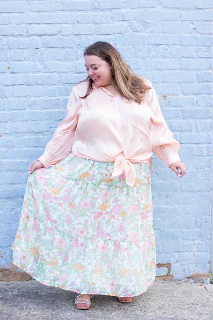 Fashion Blogger Summer Shoot in North Carolina 37