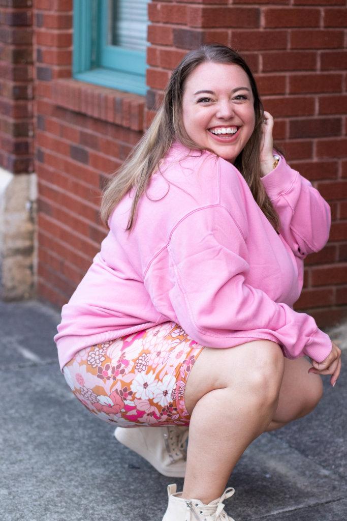 Fashion Blogger Summer Shoot in North Carolina 49