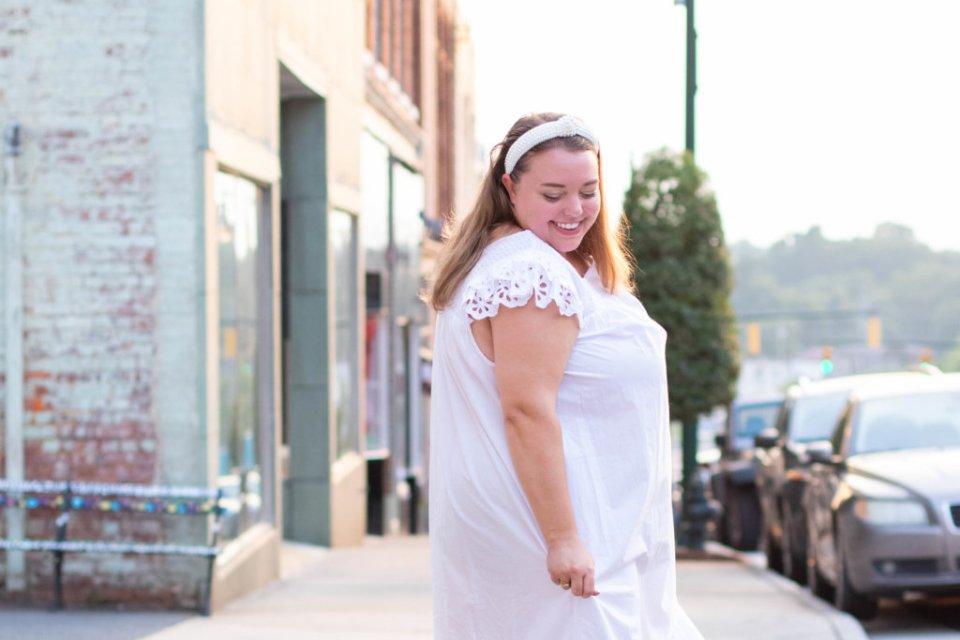Fashion Blogger Summer Shoot in North Carolina 56