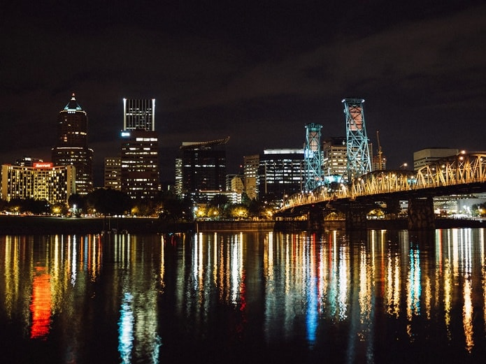 portland long exposure pentax 645z