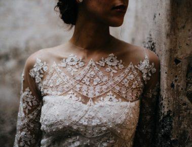 antigua wedding dress bride photo