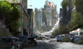 Salvage - Destroyed Street