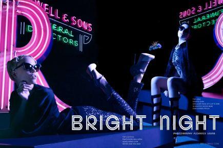 Bright Nights: BelloMag 2012