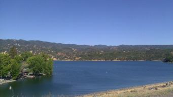 Lake Mendocino Ukiah California