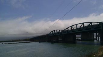 Walking Eureka to Arcata Bridge