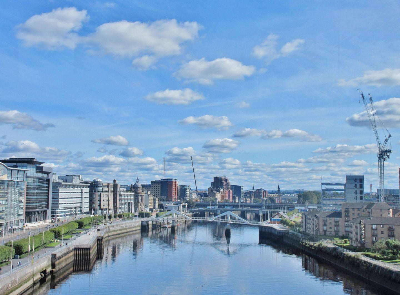 View in Glasgow