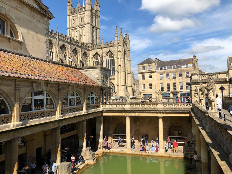 Bath in United Kingdom