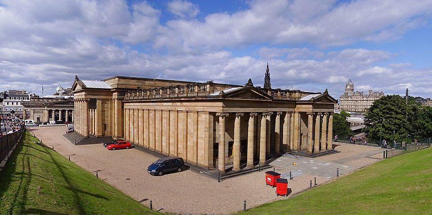 Scottish National Gallery Edinburgh