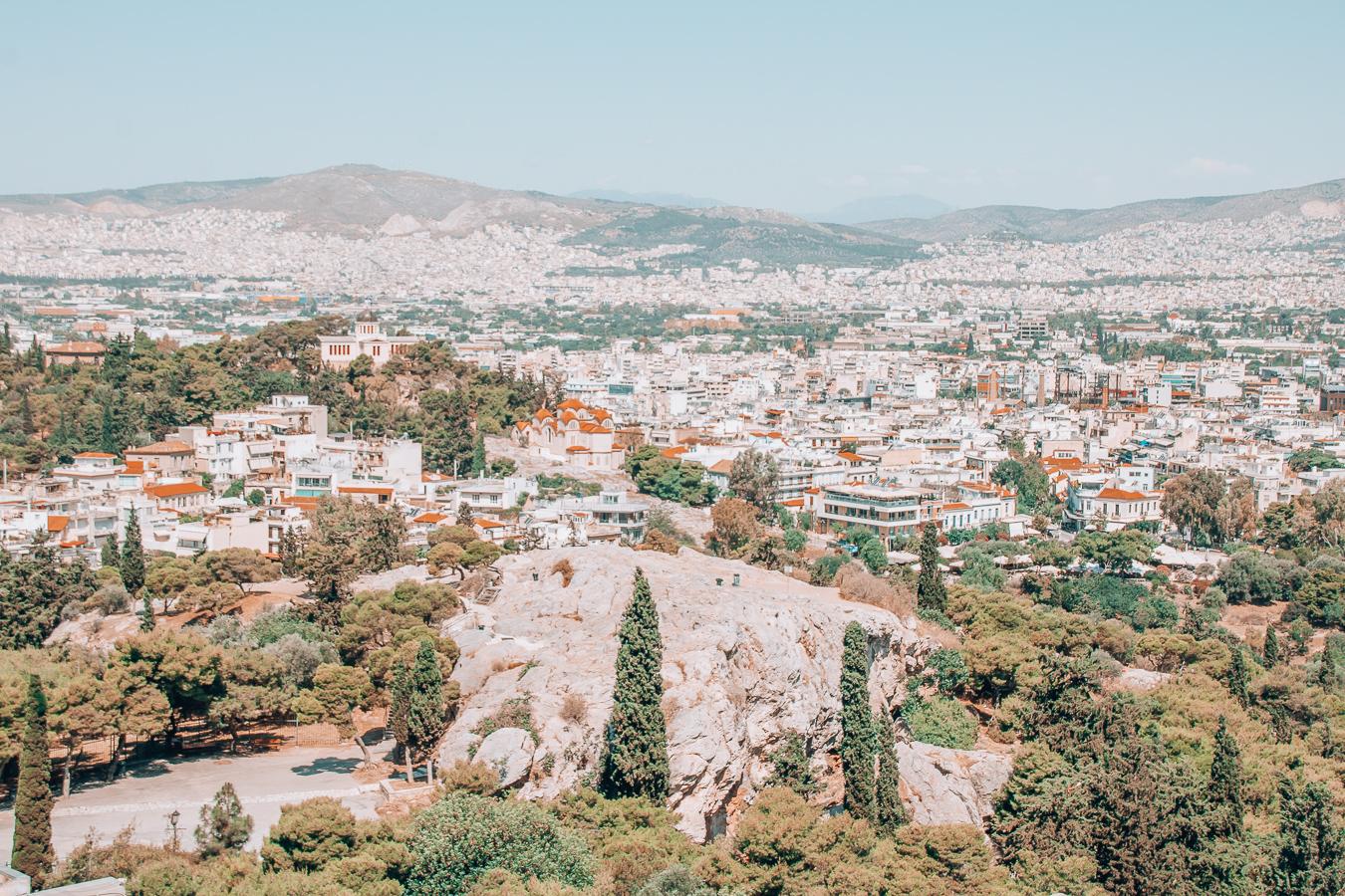 Aeropagus, Athens