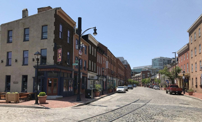 Fells Point Street