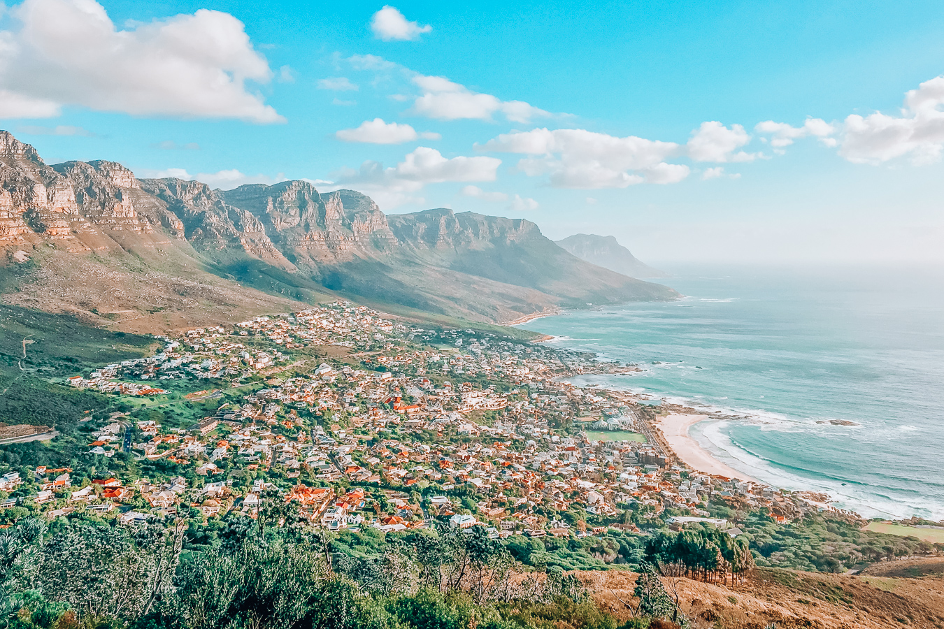 Viewpoint in South Africa
