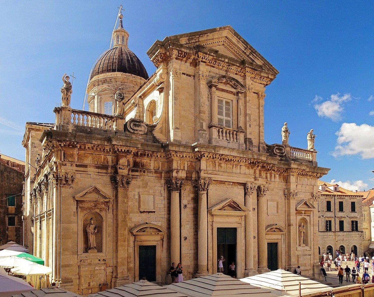 Cathedral of the Assumption of the Virgin Mary Dubrovnik
