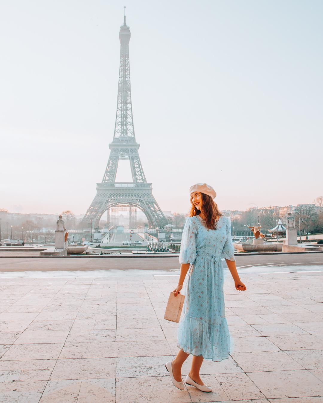 Lower level of Trocadéro