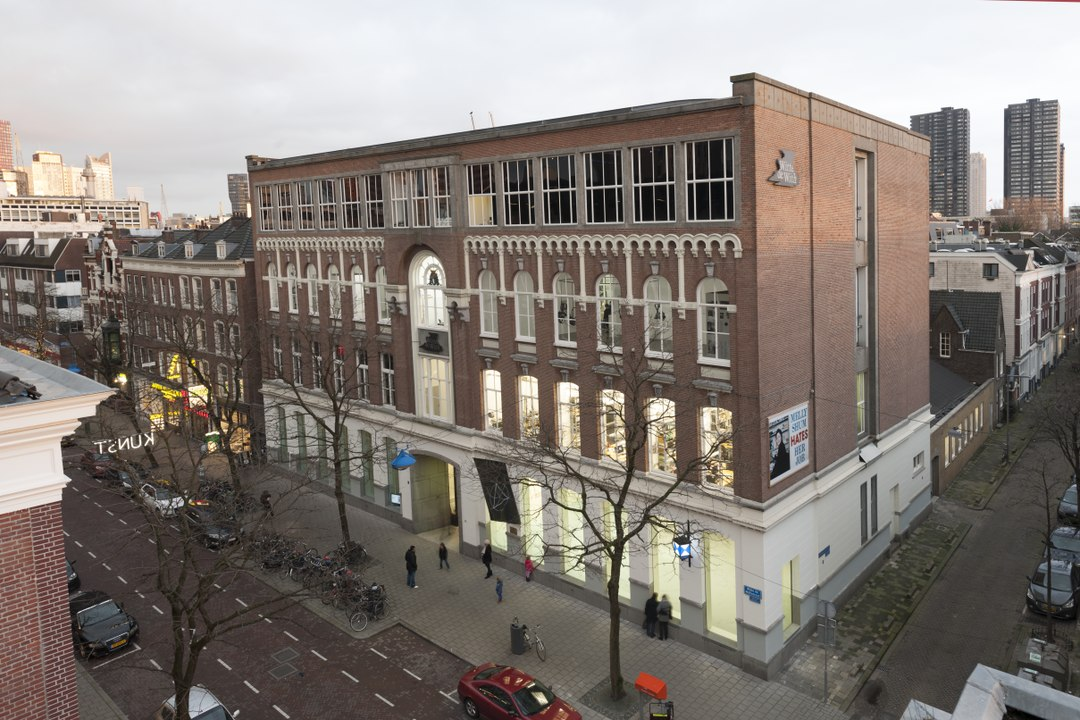 Witte de With Museum for Contemporary Art