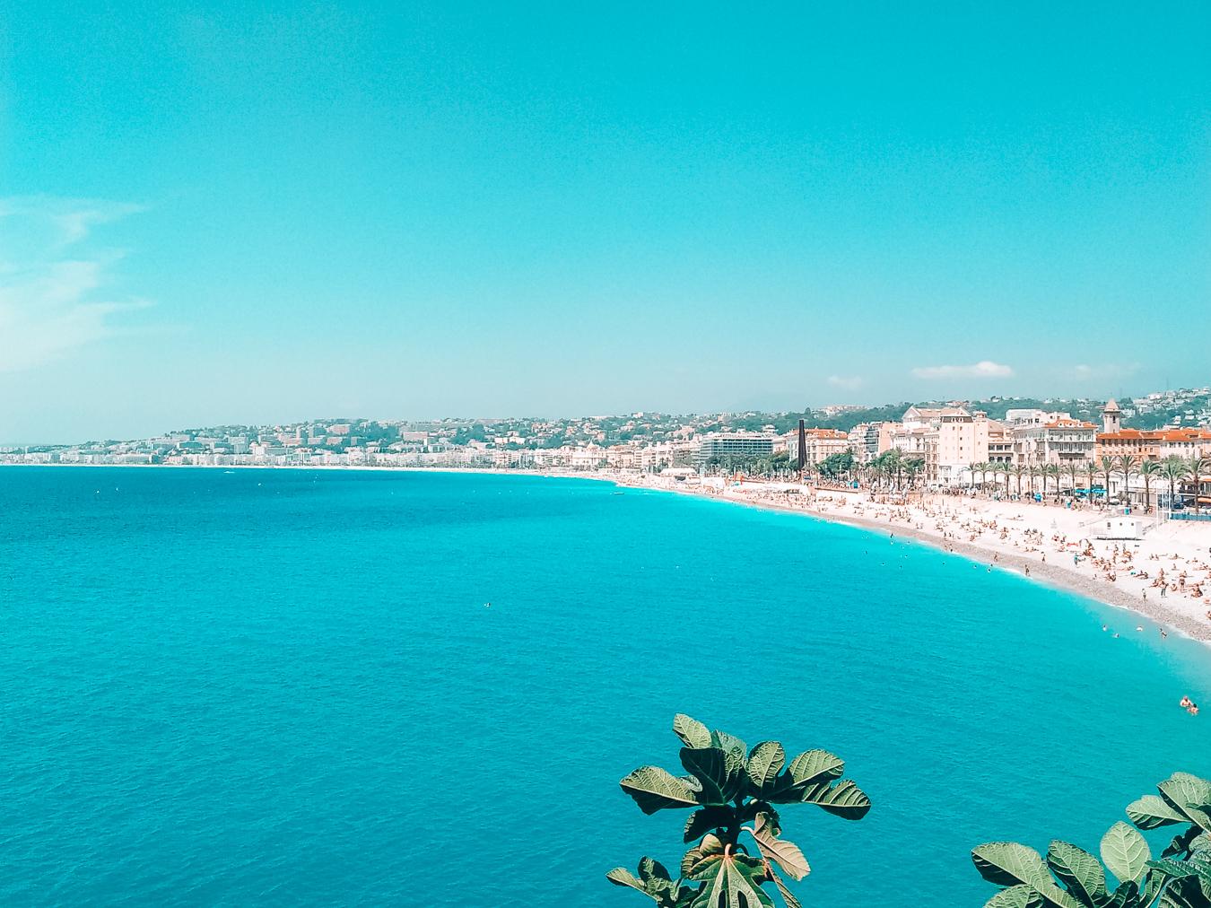 Sea and Nice