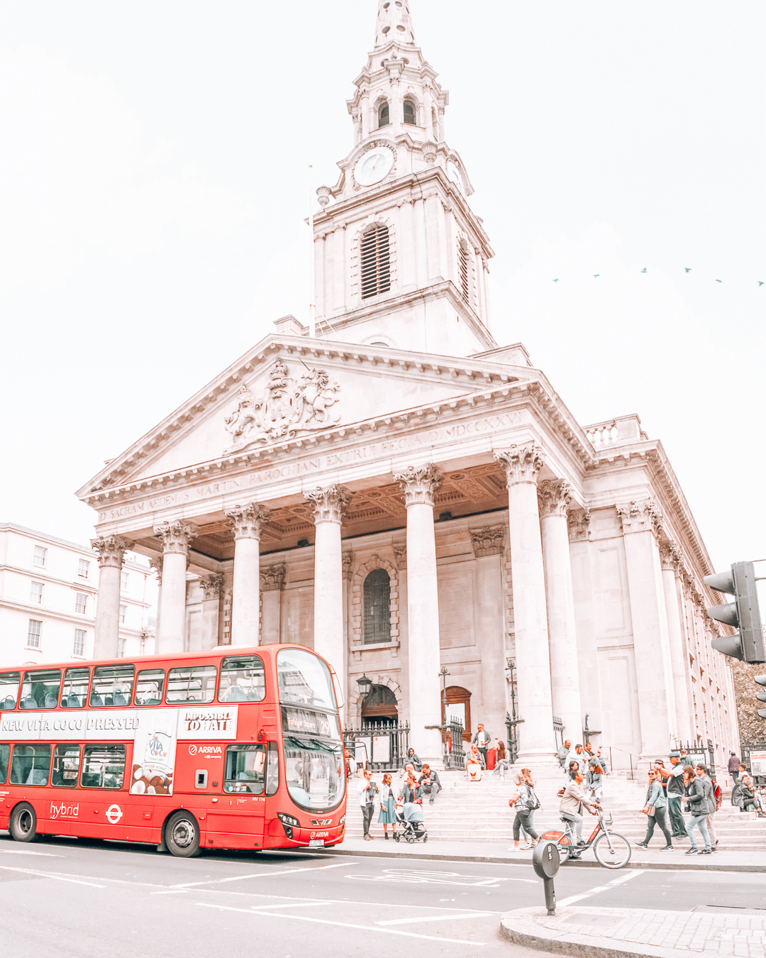 St. Martin in the Fields London