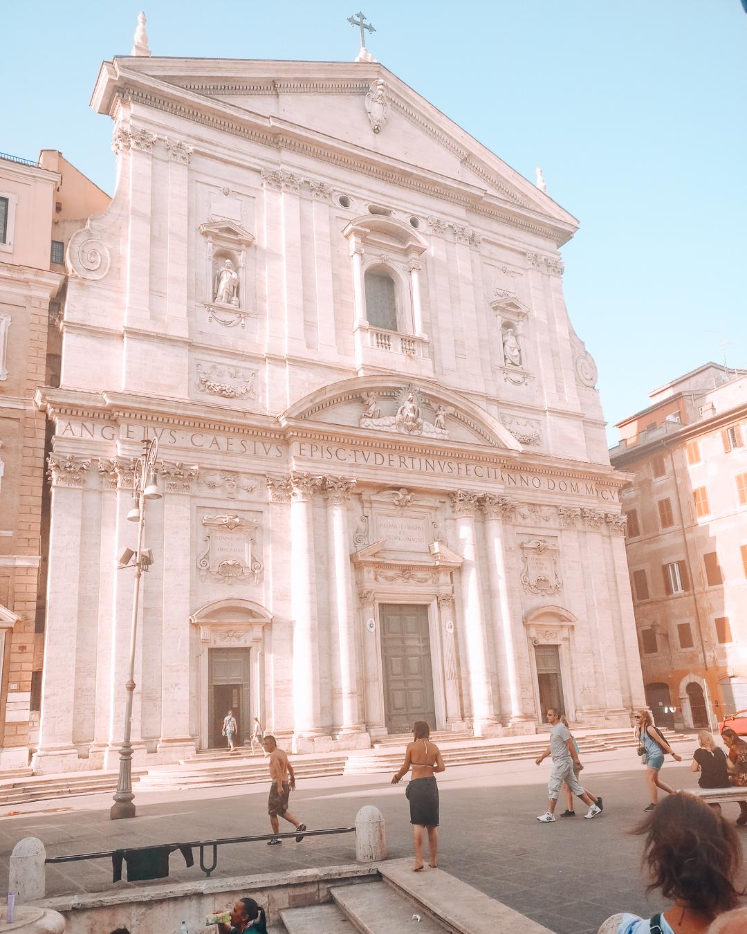 Chiesa Nuova in Rome